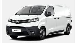 Toyota ProAce set