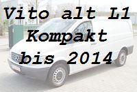 Vito Kompakt L1 bis 01-2015