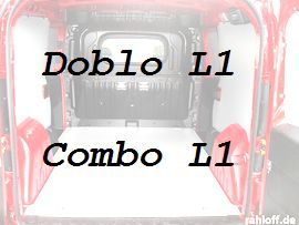 Doblo L1 aktuelles Mod.