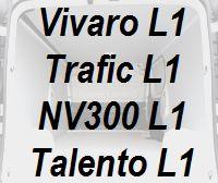 Vivaro Trafic L1 kurz neu