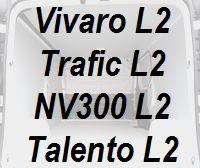 Vivaro Trafic L2 lang neu