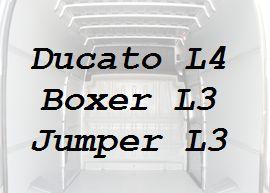 Boxer Jumper L3 Ducato L4