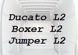 Boxer Jumper Ducato L2