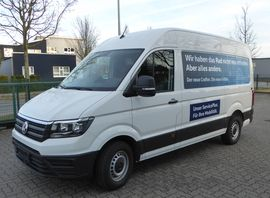 VW Crafter neu - MAN TGE ab 03-2017