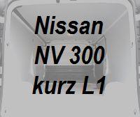Nissan NV 300 - kurz L1