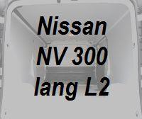 Nissan NV 300 - lang L2