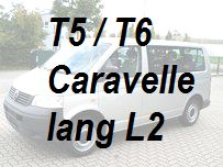 VW T5 T6 Caravelle lang L2