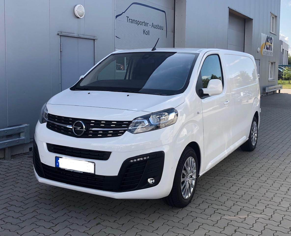 Vivaro Cargo neu ab 2019
