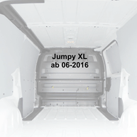 Citroen Jumpy XL - neu