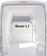 Peugeot Boxer kurz L1