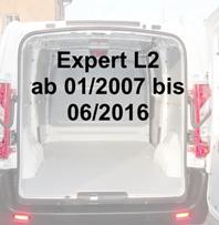 Peugeot Expert L2 alt bis 06-2016