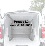 Toyota Proace L2 - neu