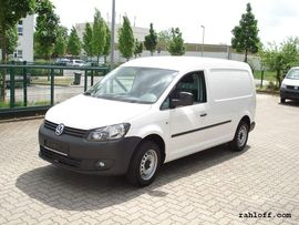 VW  Caddy altes Modell bis 09/2020