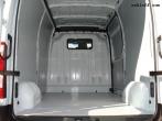 Movano Master NV400 Seitenverkleidung aus Aluminium - L3 lang