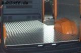 Crafter Sprinter Boden aus Aluminium - L3