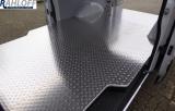 Movano NV400 Master Bodenplatte aus Aluminium Riffelblech - L1 kurz