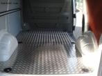 Combo Doblo Bodenplatte aus Aluminium - L2 lang