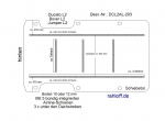 Boxer Jumper Ducato Boden mit 5 Airlineschienen - L2 - T203