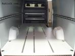 Crafter Sprinter Boden mit 2 Airlineschienen L1 - T101