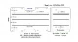 Crafter Sprinter Bodenplatte mit 6 Zurrleisten längs - L3 T301