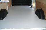 Transit Bodenplatte mit Siebdruck - Beschichtung - L4