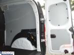 Citan - Kangoo Seitenverkleidung aus Aluminium ( L1 )