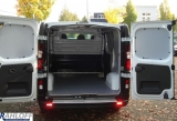 Vivaro Trafic NV300 Talento Seitenverkleidung aus Sperrholz - L1 kurz