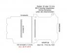 Vito Boden 2 Airline Schienen unter d. Dachstreben (L1 neu T201)