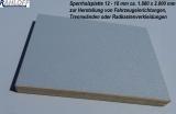 Fahrzeugbau - Platte - Sperrholz 12 bis 18 mm ca.1.880 x 2.000 mm zur Herstellung von Fahrzeugeinrichtungen und Trennwänden