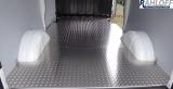 Hyundai H 350 Bodenplatte aus Aluminium - L2