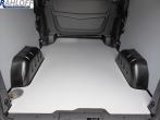 Vivaro NV300 Talento Trafic Bodenplatte für Doppelkabinen aus Holz mit Siebdruck-Beschichtung - L2 lang