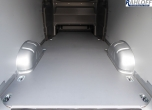 Crafter Plus - MAN TGE - Doppelkabine - Siebdruck Bodenplatte - L4 lang