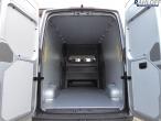Crafter Plus - MAN TGE - Doppelkabine - Seitenverkleidung aus Kunststoff - L4 lang