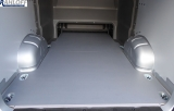 MAN TGE - Crafter Plus - Doppelkabine - Siebdruck Bodenplatte - L3 standard