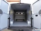 MAN TGE - Crafter Plus - Doppelkabine -  Seitenverkleidung aus Kunststoff - L3 standard