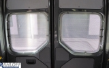 MAN TGE - Crafter neu - Fensterschutzgitter aus Aluminium