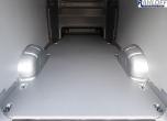 MAN TGE - Crafter Plus - Doppelkabine Siebdruck Bodenplatte - L5 lang + Überhang
