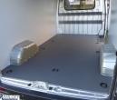 Maxus EV 80 - Saic Mobility Boden 10mm Kunststoff (PP) einteilig