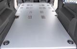 T5 - T6 Caravelle Boden mit Sitz - Ausschnitten und Deckeln - L2 lang