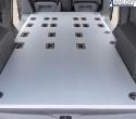 T5 - T6 Caravelle Boden mit Sitz - Ausschnitten - L2 lang