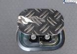 VW Crafter neu - MAN TGE - Aludeckel passend zur Zurrmulde ZMZCF3