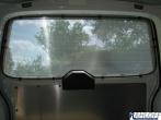 T4 Fensterschutz aus Aluminium