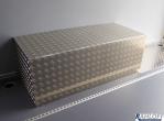 Sprinter neu Radkastenschutz mit Aluminium - Verkleidung