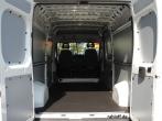 Citroen Jumper L3 Seitenverkleidung Kunststoff bis zur Dachkante