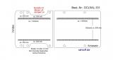 Peugeot Boxer L4 Boden Ladungssicherungs - Schienen 2x