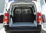 Peugeot Bipper Seitenverkleidung aus Kunststoff