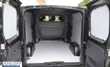 Vivaro NV300 Talento Trafic Seitenverkleidung für Doppelkabinen - L2 lang