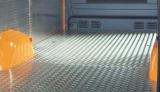 Caddy Bodenplatte aus Aluminium - L2 lang