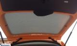 Caddy Sichtschutz - Einbruchsicherung - Fenstergitter aus Aluminium