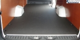 Crafter - MAN TGE Boden 10mm Kunststoff (PP) einteilig L3